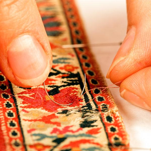 Helene Dubuis   restauration textile